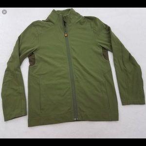 Lululemon Men's Green Vented Jacket